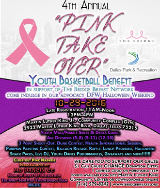 Pink Takeover 2016