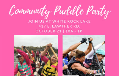 Community Paddle Party